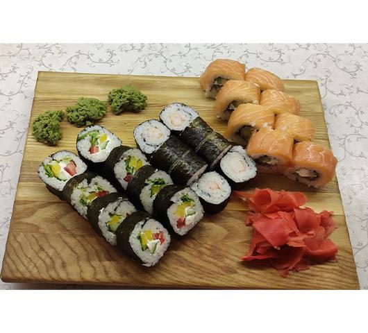 Маленький суши сет